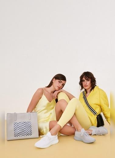 Sole Sisters Spor Ayakkabı Gri - Henning Gri